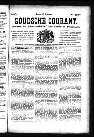 Goudsche Courant 1885-09-13
