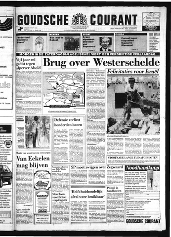 Goudsche Courant 1988-04-22