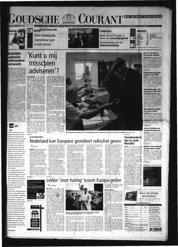 Goudsche Courant 2005-06-01