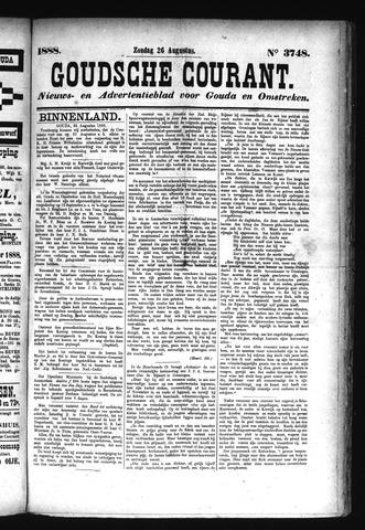 Goudsche Courant 1888-08-26