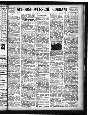 Schoonhovensche Courant 1944-07-11