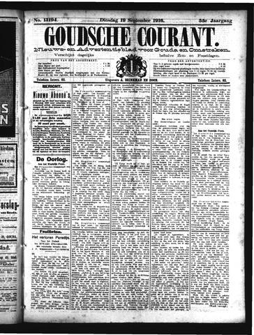 Goudsche Courant 1916-09-19