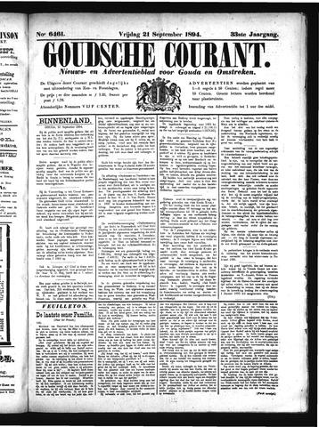 Goudsche Courant 1894-09-21