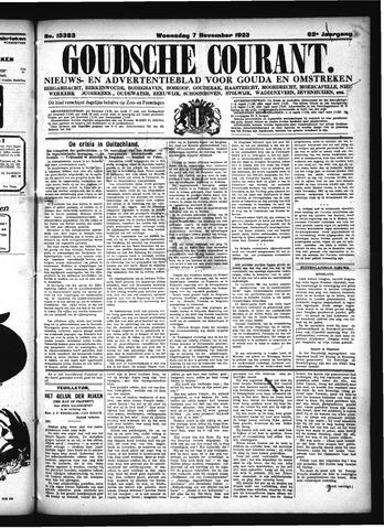 Goudsche Courant 1923-11-07