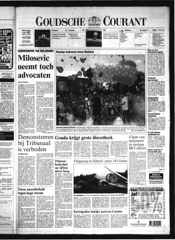 Goudsche Courant 2001-07-04