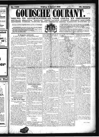 Goudsche Courant 1930-01-06