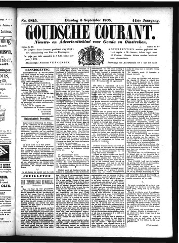 Goudsche Courant 1905-09-05
