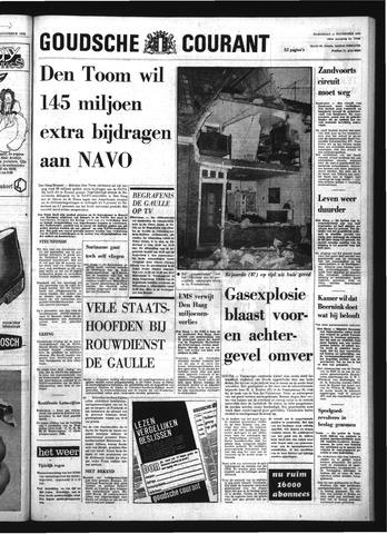 Goudsche Courant 1970-11-11