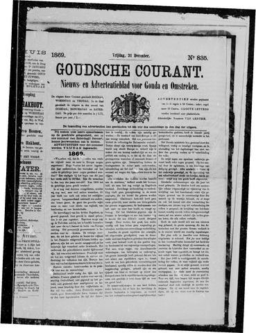 Goudsche Courant 1869-12-31