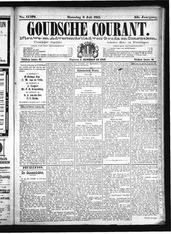Goudsche Courant 1911-07-03