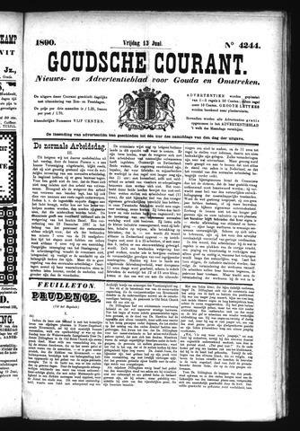 Goudsche Courant 1890-06-13