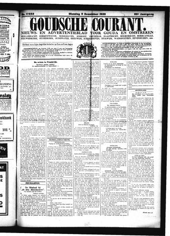 Goudsche Courant 1930-12-09