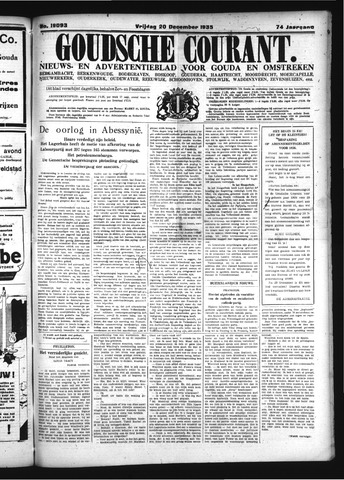Goudsche Courant 1935-12-20