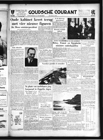 Goudsche Courant 1956-10-10