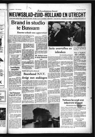 Schoonhovensche Courant 1971-03-22