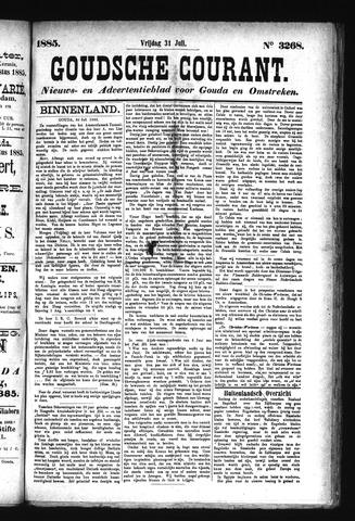 Goudsche Courant 1885-07-31