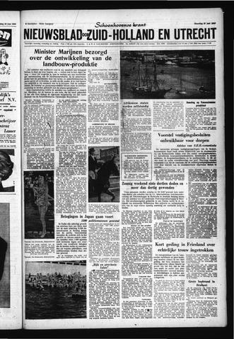 Schoonhovensche Courant 1960-06-27