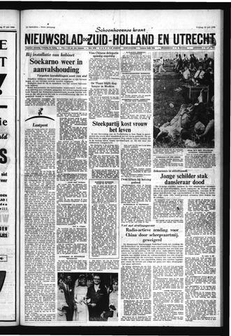 Schoonhovensche Courant 1966-07-29