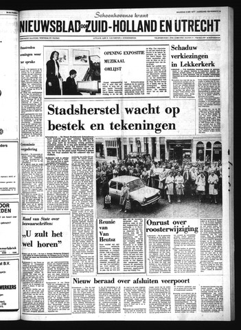 Schoonhovensche Courant 1977-05-09
