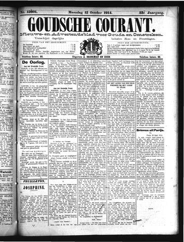 Goudsche Courant 1914-10-12