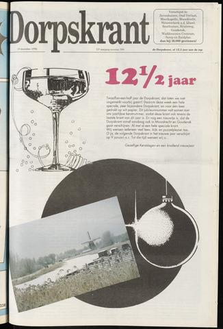 Dorpskrant 1990-12-19
