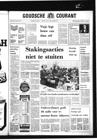 Goudsche Courant 1977-02-03