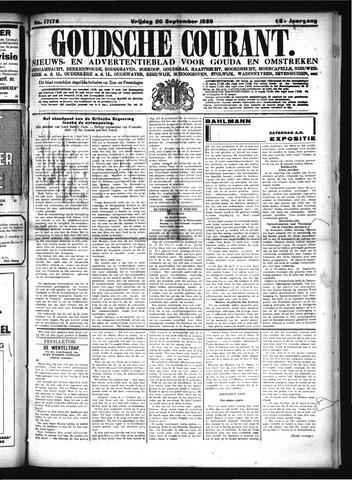Goudsche Courant 1929-09-20