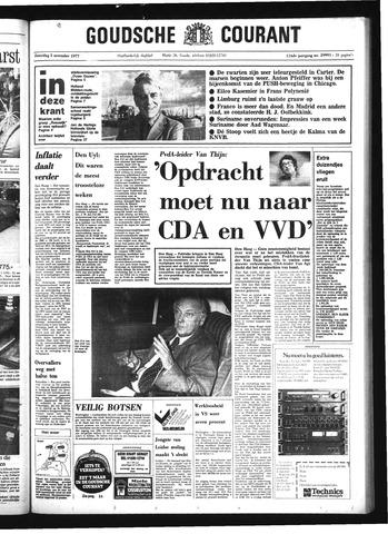 Goudsche Courant 1977-11-05