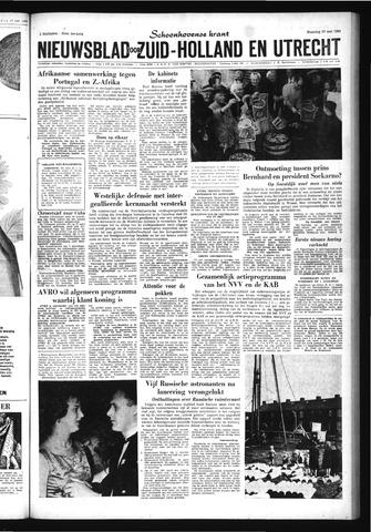 Schoonhovensche Courant 1963-05-27