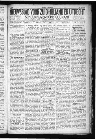 Schoonhovensche Courant 1930-03-19