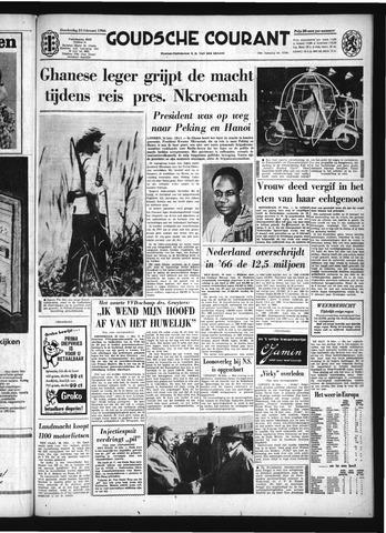 Goudsche Courant 1966-02-24