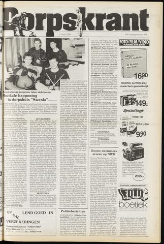 Dorpskrant 1988-03-02