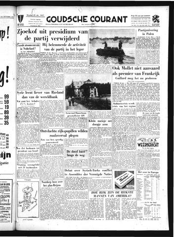 Goudsche Courant 1957-10-29