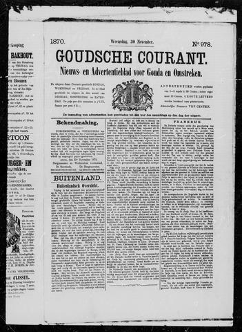 Goudsche Courant 1870-11-30