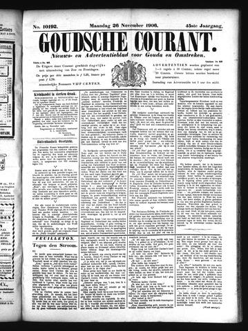 Goudsche Courant 1906-11-26
