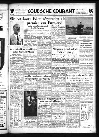 Goudsche Courant 1957-01-10