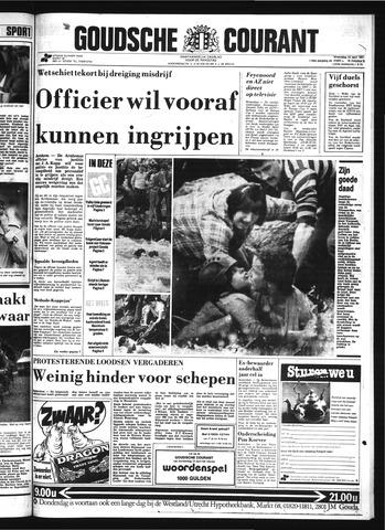 Goudsche Courant 1981-04-22