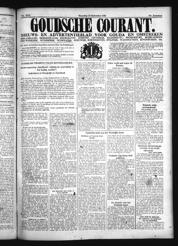 Goudsche Courant 1939-09-18