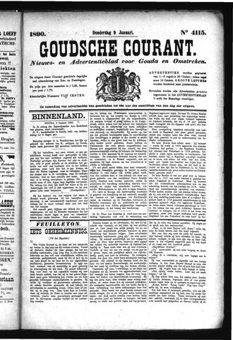 Goudsche Courant 1890-01-09