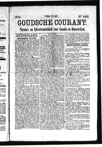 Goudsche Courant 1875-04-23