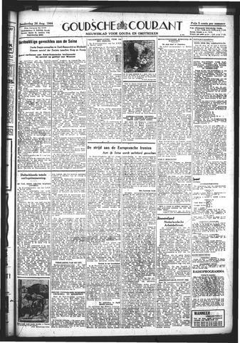 Goudsche Courant 1944-08-24