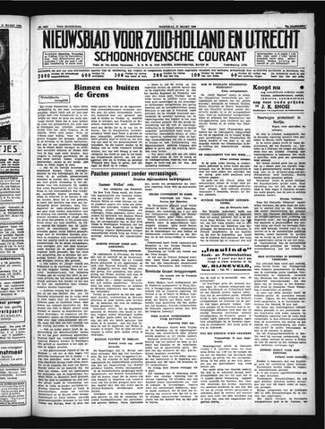 Schoonhovensche Courant 1940-03-27