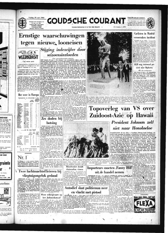 Goudsche Courant 1964-05-29