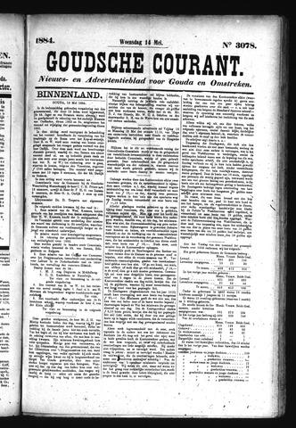 Goudsche Courant 1884-05-14