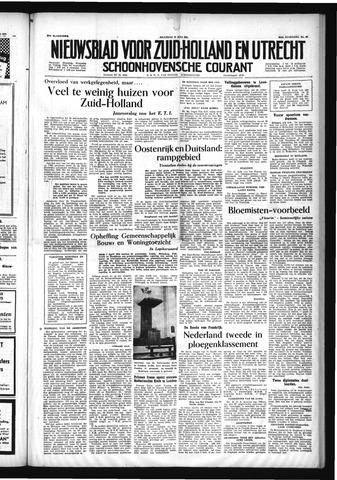 Schoonhovensche Courant 1954-07-12