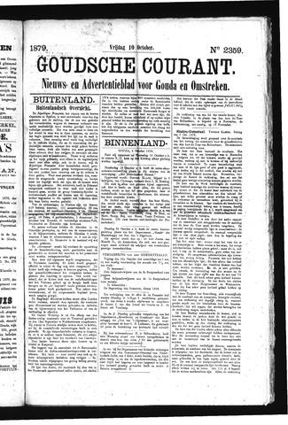 Goudsche Courant 1879-10-10