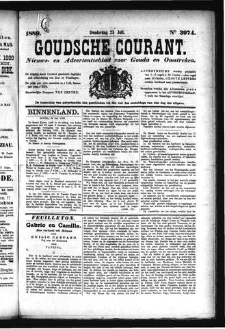 Goudsche Courant 1889-07-25