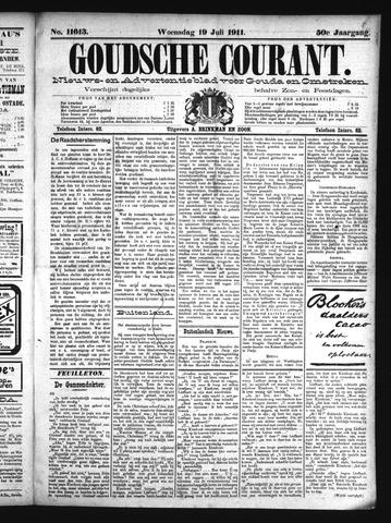 Goudsche Courant 1911-07-19