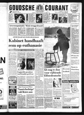 Goudsche Courant 1987-01-17