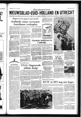 Schoonhovensche Courant 1970-06-26